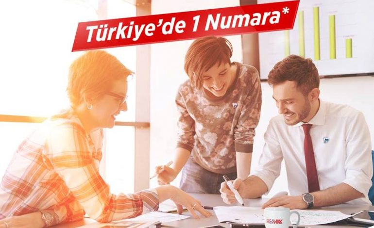RE/MAX Türkiye'de En Bilinen Marka