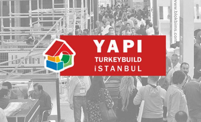 Yapı Fuarı – Turkeybuild İstanbul 23 Mayıs'ta Başlıyor