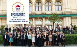 """ERA Gayrimenkul, """"Leadership Conference 2017"""" için Berlin'de toplandı"""