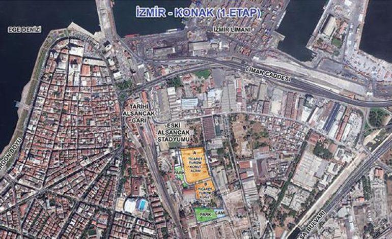 İzmir 1. Etap İhalesi Teknik Yapı'nın