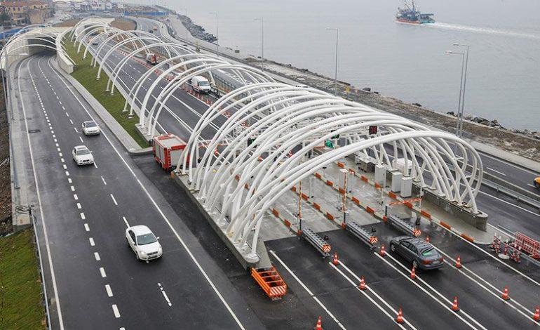 Koreliler Avrasya Tüneli'ni yılın yapısı seçti