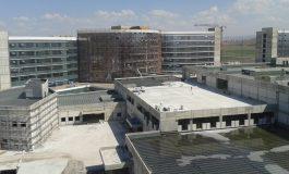 Kayseri Şehir Hastanesi'nin Yalıtım Tercihi ODE