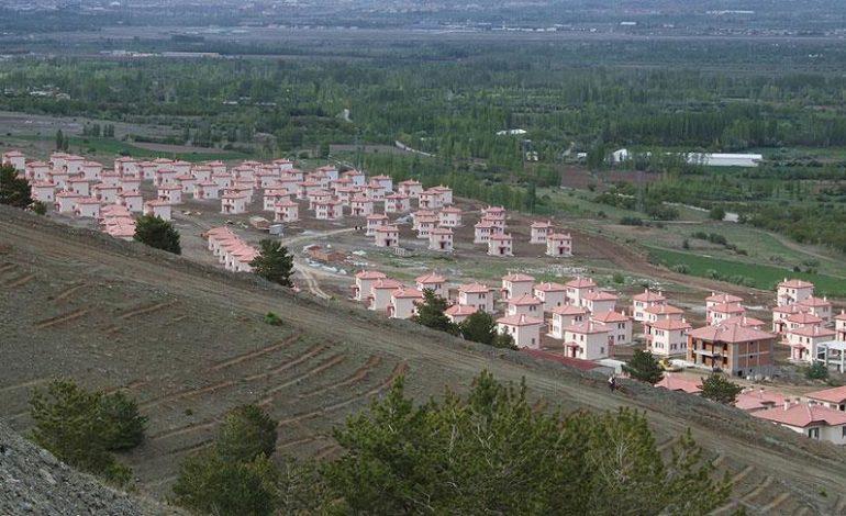 TOKİ Tarımköy projeleriyle köylülere destek oluyor