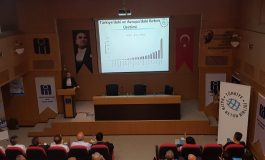 """""""Beton Teknolojileri ve Doğru Beton Uygulamaları Semineri"""" Samsun'da gerçekleştirildi"""