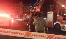 Diyarbakır'da bina çöktü