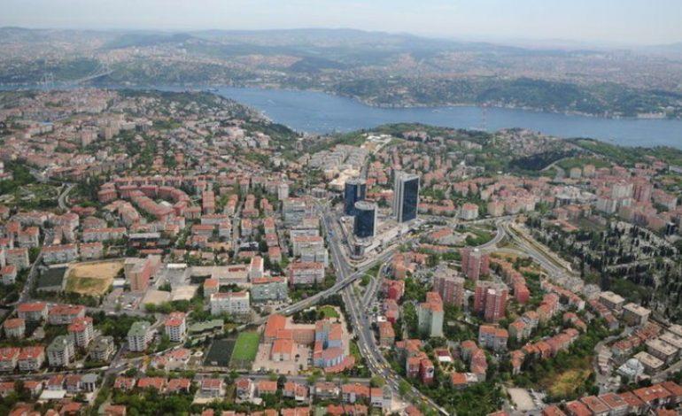 2017'de konutta en çok aranan 5 ilçe İstanbul ve Ankara'dan!