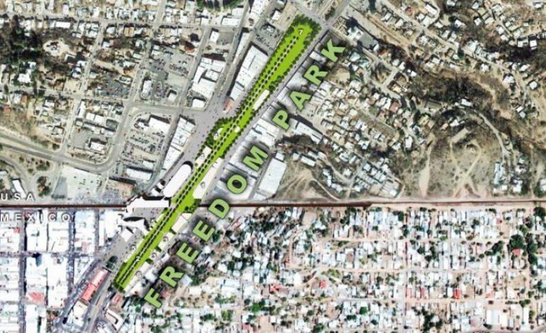 Türk mimar dev proje yarışmasında finalde!.. Meksika Duvarı yerine Özgürlük Parkı!