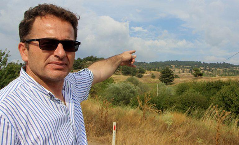 Yatırım için arsa alanlar yüzünden binlerce dönüm tarım alanı ekilmiyor