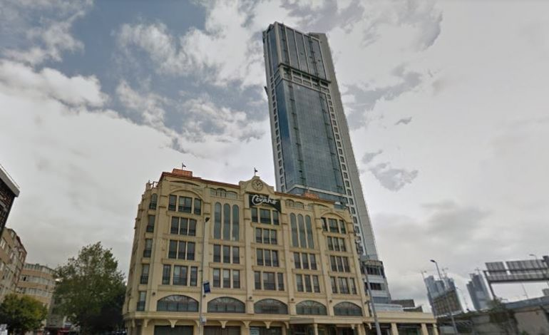 Nurol Tower'ın yükseldiği arazinin imar planları proje bittikten sonra iptal edildi