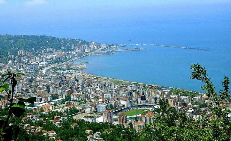 Doğu Karadeniz'de 2017 yılı ilk 6 ayında yapı ruhsatı verilen daire sayısı yüzde 26 arttı