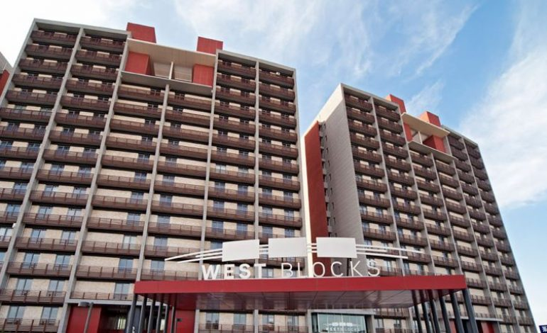 West Blocks