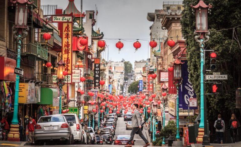 Tarlabaşı'na Çin mahallesi