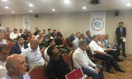 """Malatya'da """"Beton Teknolojileri ve Doğru Beton Uygulamaları Semineri"""" gerçekleştirildi"""