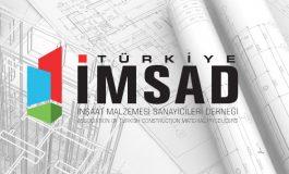 'Türkiye İmsad İnşaat Malzemeleri Sanayi Bileşik Endeksi' Mayıs Ayı Sonuçları Açıklandı