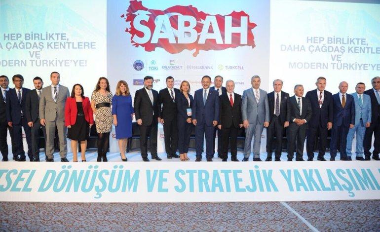 4. Kentsel Dönüşüm ve Stratejik Yaklaşımlar Kurultayı Kayseri'de Gerçekleşti