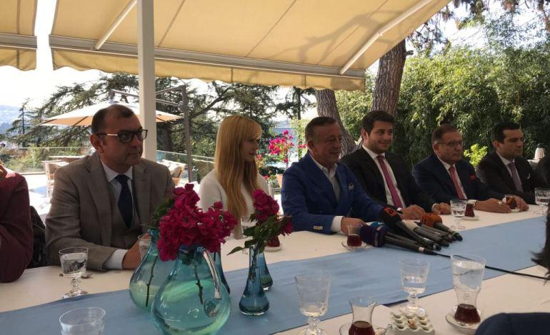 Ali Ağaoğlu, Ampute Milli Takımı Oyuncularına Ev Hediye Etti