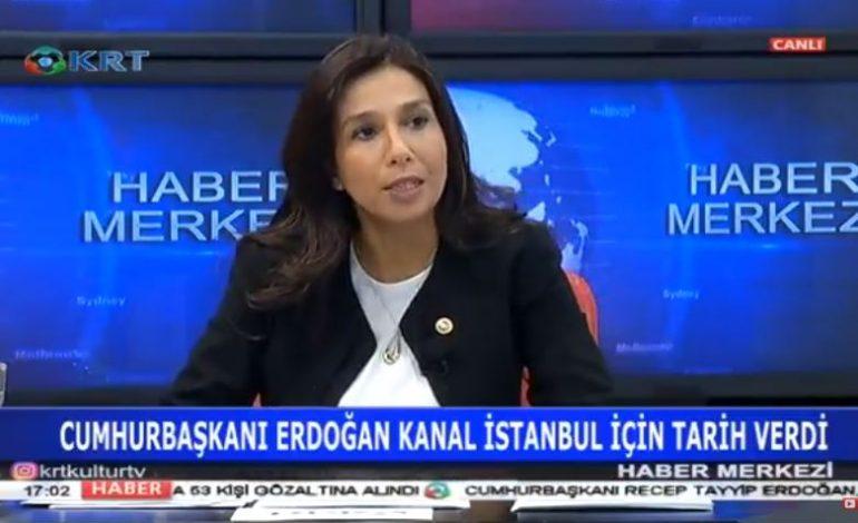 """""""Kanal İstanbul'un başlangıç ve bitiş noktasında deprem 10 şiddetinde hissedilecek"""""""