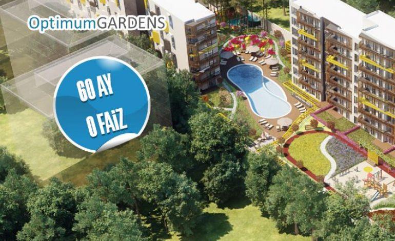 Optimum Gardens'ta 60 Ay 0 Faiz
