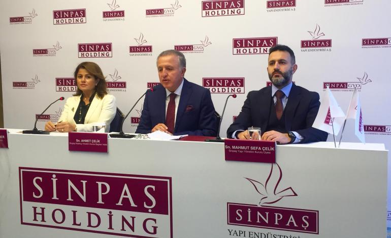 Sinpaş GYO'dan Paşaköy'e Yeni Proje