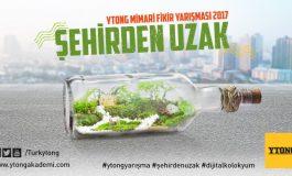 """""""Şehirden Uzak"""" konulu Ytong Mimari Fikir Yarışması sonuçlandı"""