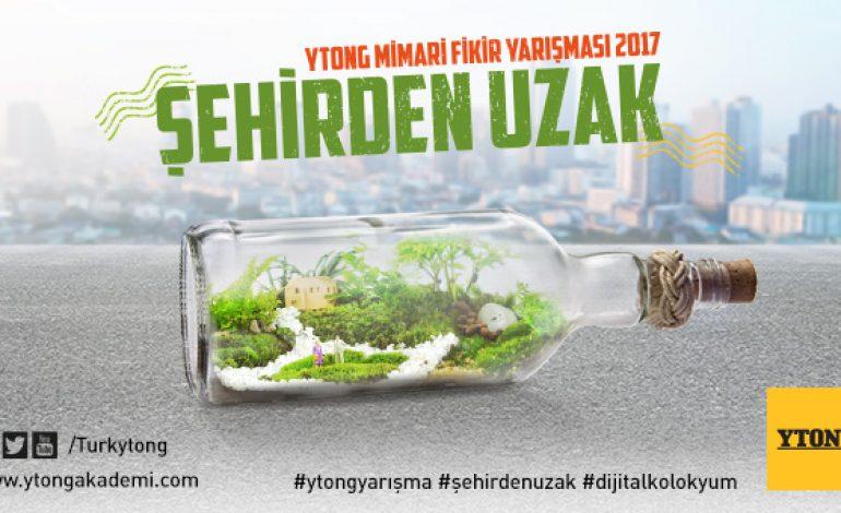 YTONG Mimari Fikir Yarışması 2017
