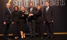 3S Kale Holding'e 'En iyi Kültürel Mirası Koruma ve Yaşatma' Ödülü