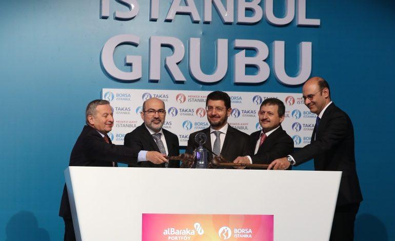 Gong Albaraka Portföy'ün Gayrimenkul Yatırım Fonları İçin Çaldı