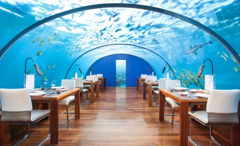 Dünyanın Fantastik 10 Su Altı Oteli