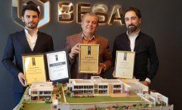 Avrupa'nın en güzel villa projesi Ankara'da