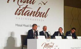 Ahes Misal İstanbul Basına Tanıtıldı