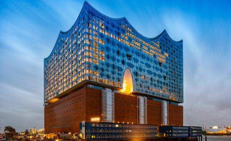 Mimarinin Dile Geldiği Yapıt, Elbphilharmonie Konser-Opera Salonu