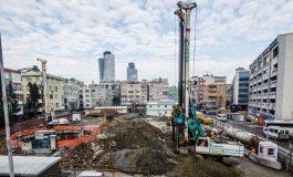 Mecidiyeköy metrosuna AVM olmadı cami yapılacak