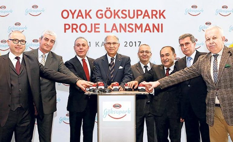 OYAK'tan Ankara'ya 1876 konutluk proje