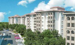 Karabük'teki inşası devam eden 167 konut satışta