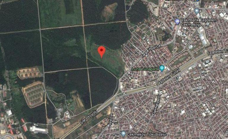 Çekmeköy'de Askeri Araziye Konut ve Ticaret Alanı Yapılacak