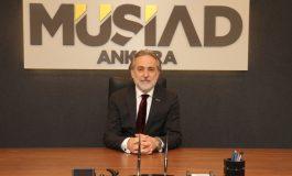 """MÜSİAD Ankara Başkanı İlhan Erdal Ulus, """"Altındağ'da kentsel dönüşüme hız verilmeli"""""""