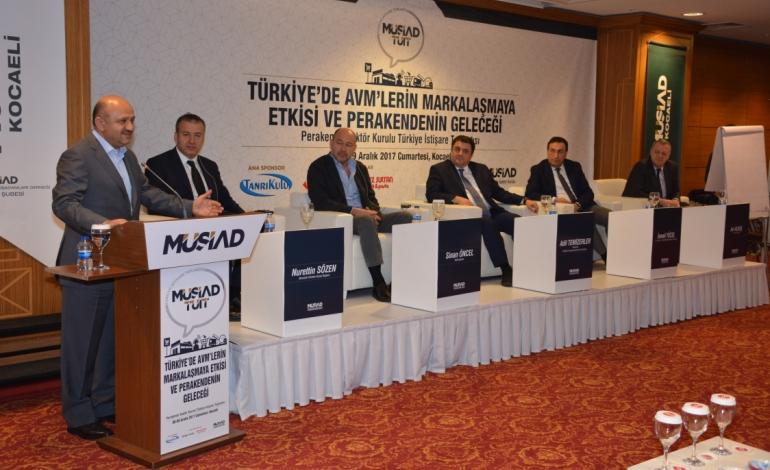 Türkiye'de AVM'lerin Markalaşmaya Etkisi ve Perakendenin Geleceği