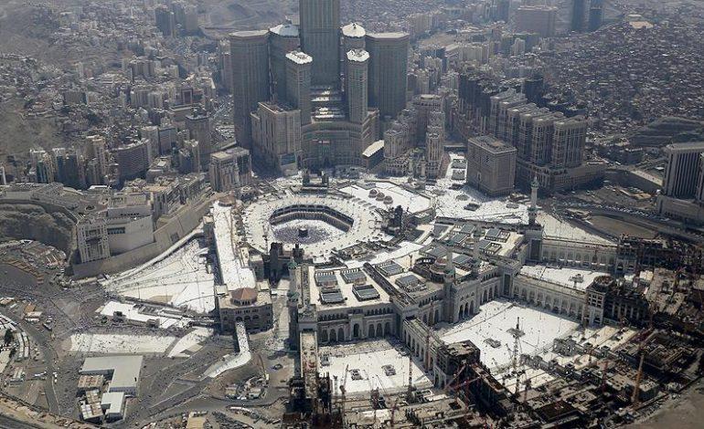 Suudi Arabistan'dan Mekke için imar ve geliştirme projesi