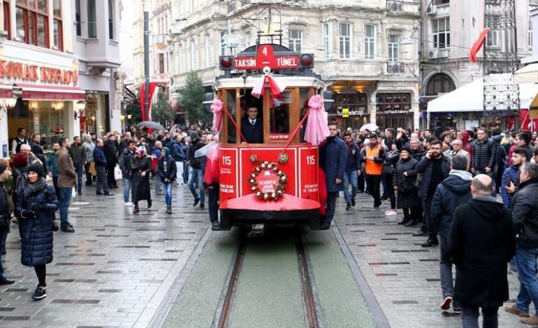 Nostaljik Tramvay bir hafta ücretsiz