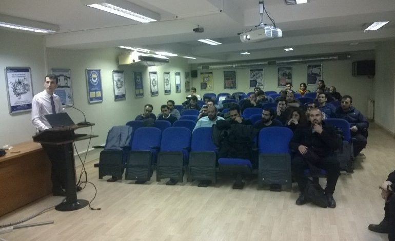 Otis Türkiye ve AYDAS'dan Makine Mühendisleri Odasına Eğitim