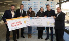 İstanbul Sabiha Gökçen, 31 Milyonuncu Yolcusunu Karşıladı