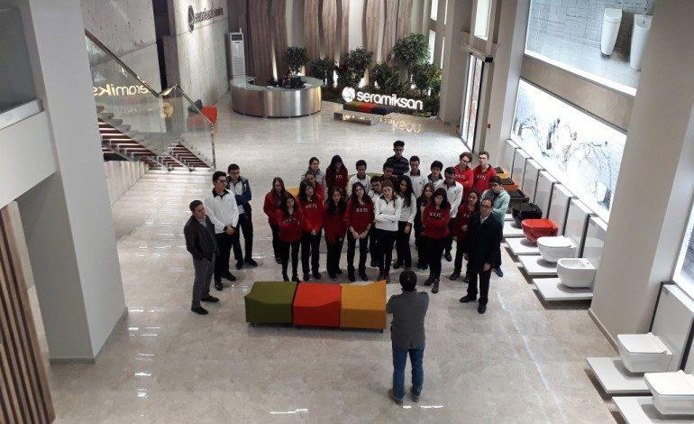 Seramiksan, Teknik-Gezi Organizasyonlarına Devam Ediyor