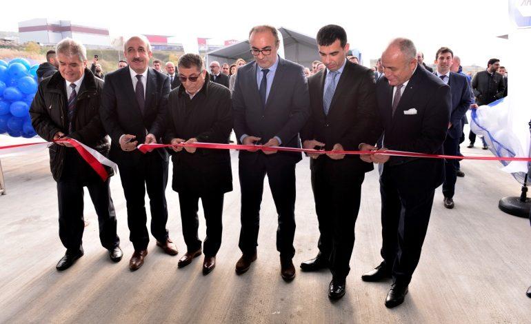 Tüvtürk'ten 10'uncu Yılında İki Yeni İstasyon