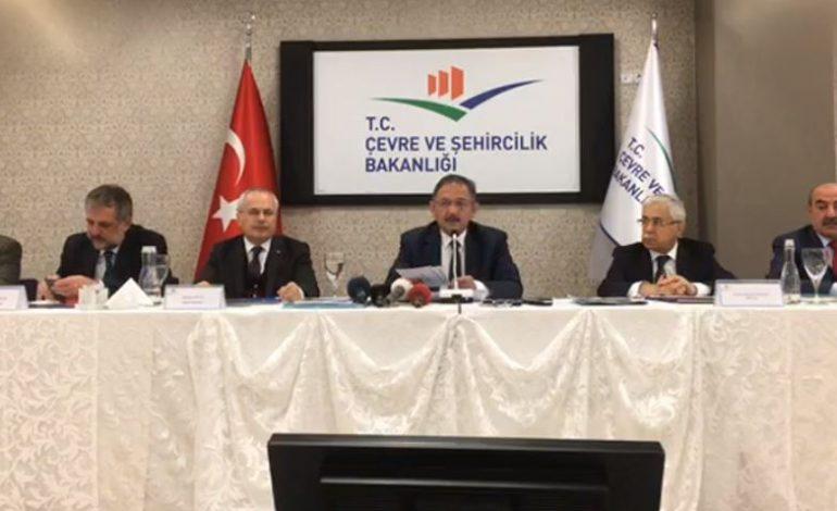 Çevre ve Şehircilik Bakanlığı 2017 Basın Değerlendirme Toplantısı