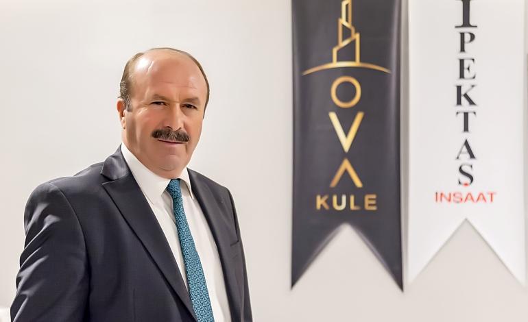 """Ahmet İpek: """"İnşaat Sektörü Çocukları Temel Alarak Proje Üretmeli"""""""