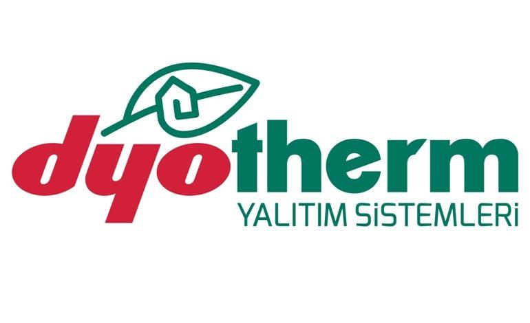 Enerji tasarrufuna DYOTHERM ile destek