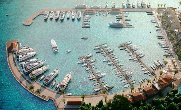 D-Marin, Karadağ'ın yeni gözdesi Portonovi Marina'nın işletmeciliğini aldı