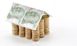 Ülke genelinde satılık konutların ortalama metrekare fiyatı 2 bin 83 TL