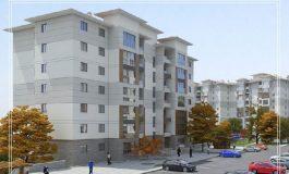 Kırıkkale'de inşası Devam Eden 352 Konut Satışta