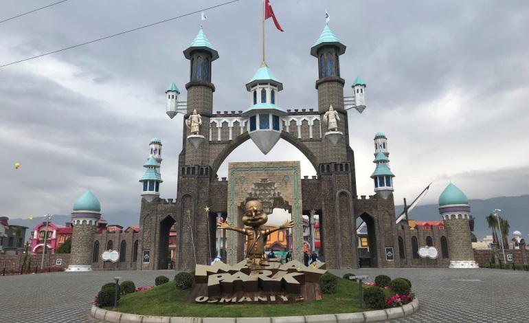Osmaniye'nin Disneyland'ı Masal Park kapılarını açtı!